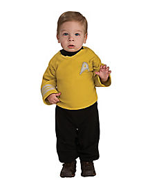 Toddler Captain Kirk Costume - Star Trek