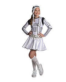 Star Wars Storm Trooper Tween Costume