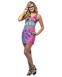 Teen Nerds Tank Dress Costume