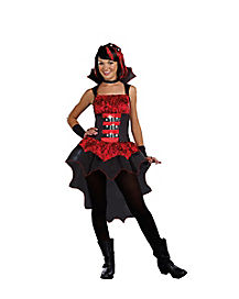 Royal Vamp Tween Costume