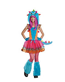 Tween Ferocious Creature Costume