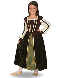 Kids Maid Marion Costume