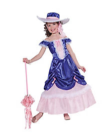 Blossom Southern Belle Child Costume