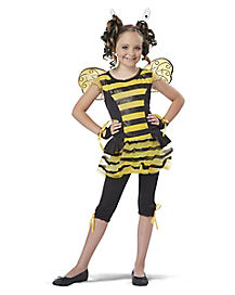 Kids Buzzin' Around Bee Costume