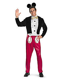 Disney Mickey Mouse Adult Mens Costume