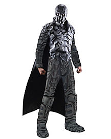 Adult General Zod Costume Deluxe- Superman Man of Steel