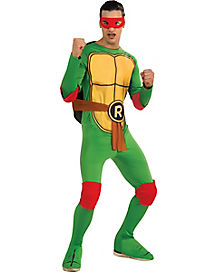 Adult Rapheal Costume - Teenage Mutant Ninja Turtles