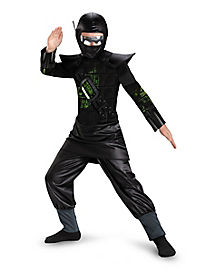 Kids Core Ninja Costume