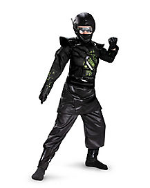 Kids Core Ninja Costume - Deluxe