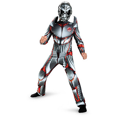 Alien Warrior Classic Child Costume