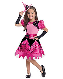 Barbie Witch Dress Child Costume