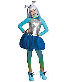 Kids Una Verse Costume Deluxe - Novi Stars