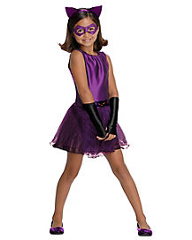Kids Catwoman Tutu Costume - Batman