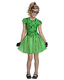 Kids Riddler Tutu Costume - Batman