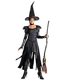 Adult Wicked Witch Of The West Costume Deluxe - Oz The Great