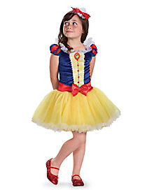 Kids Snow White Tutu Costume Deluxe - Disney