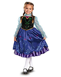 Kids Anna Costume - Frozen