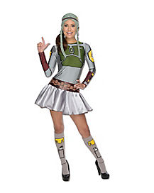 Adult Boba Fett Dress Costume - Star Wars
