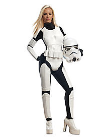Adult Sexy Stormtrooper Costume - Star Wars