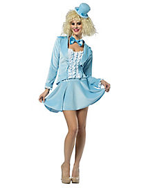 Dumb and Dumber Harry Adult Womens Costume