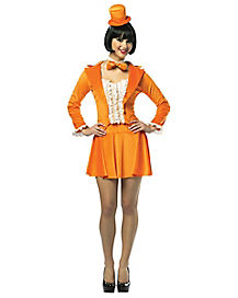 Dumb and Dumber Lloyd Adult Womens Costume