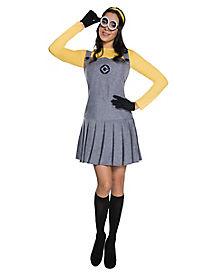 Adult Minion Costume - Despicable Me 2