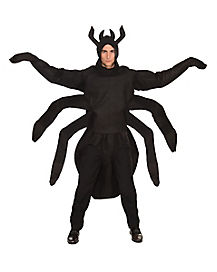 Adult Creepy Black Spider Costume