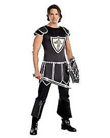 One Hot Knight Adult Mens Plus Size Costume