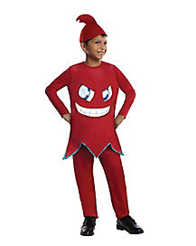 Pacman Blinky Deluxe Child Costume