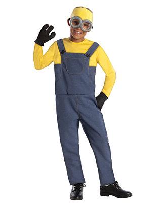 Kids Minion Dave Costume - Despicable Me
