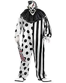 Adult Killer Clown One Piece Costume