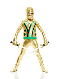 Kids Avenger Gold Ninja Costume