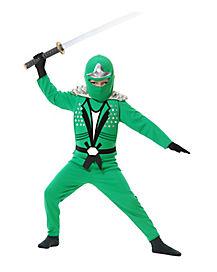 Kids Avenger Armor Ninja Costume