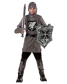 Kids Brave Knight Costume