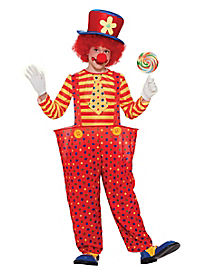 Kids Hoopy Clown Costume
