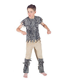 Kids Cave Boy Costume