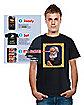 Digital Dudz Hanunted Mansion T Shirt