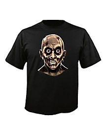 Adult Digital Dudz Mugshot Zombie T-Shirt