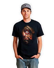 Adult Digital Dudz Safety Pinned T-Shirt