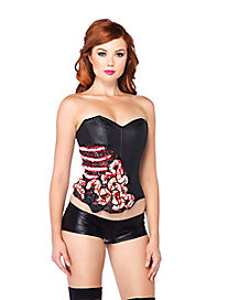 Blood N Guts Corset