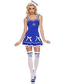 Captains Mate Adult Womens Costume