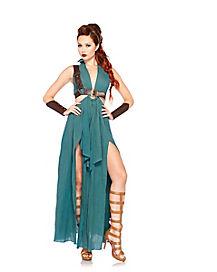 Adult Warrior Maiden Costume