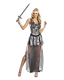 One Hot Knight Adult Womens Costume