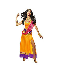 Exotic Goddess Adult Womens Costume