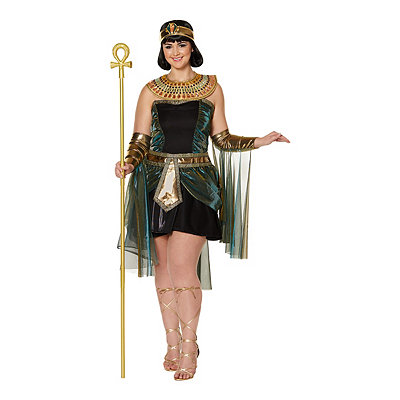 Egyptian Goddess Adult Plus Size Costume