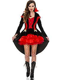 Vampire Countess Adult Womens Costume