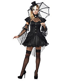 Victorian Doll Adult Womens Costume