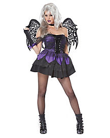 Skullicious Fairy Adult Womens Costume