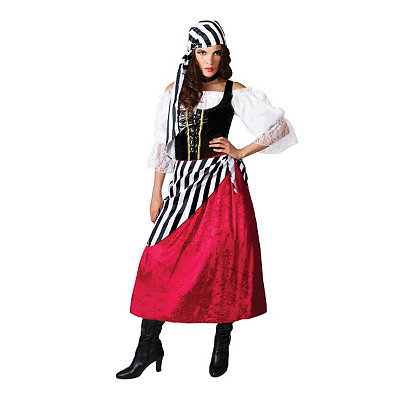 Sassy Pirate Wench Adult Womens Costume