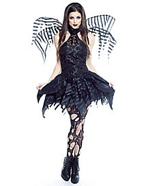 Adult Dark Fairy Costume